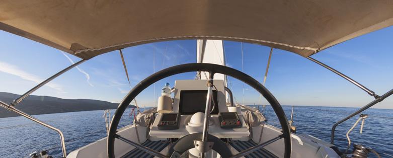 Marine Fabrics - Sailboat