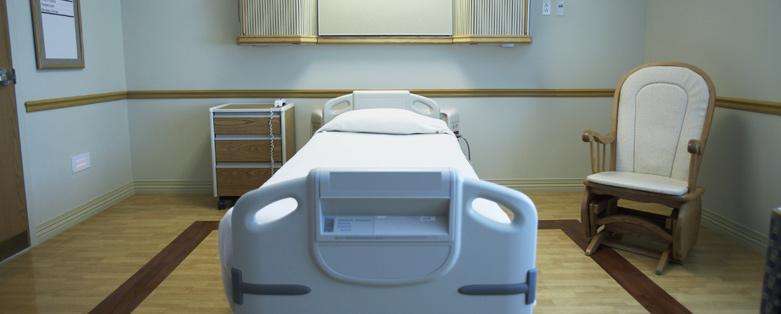 Healthcare Fabrics - Hospital Bed