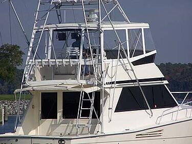 Quality Enclosure Panels and Marine Fabrics