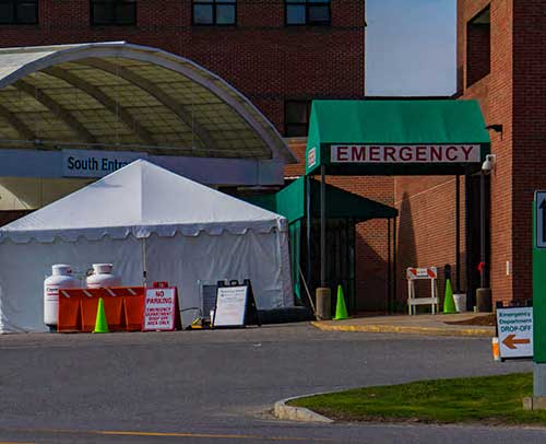Healthcare-Tent