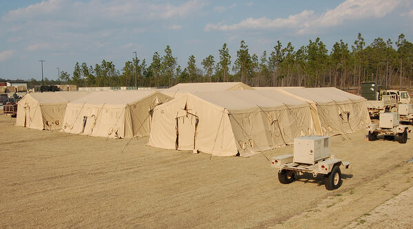 Rapid Deployable System Tent