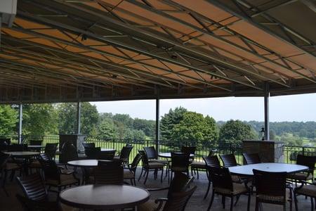Restaurant Natura Fabric