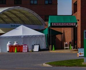 Healthcare Tent