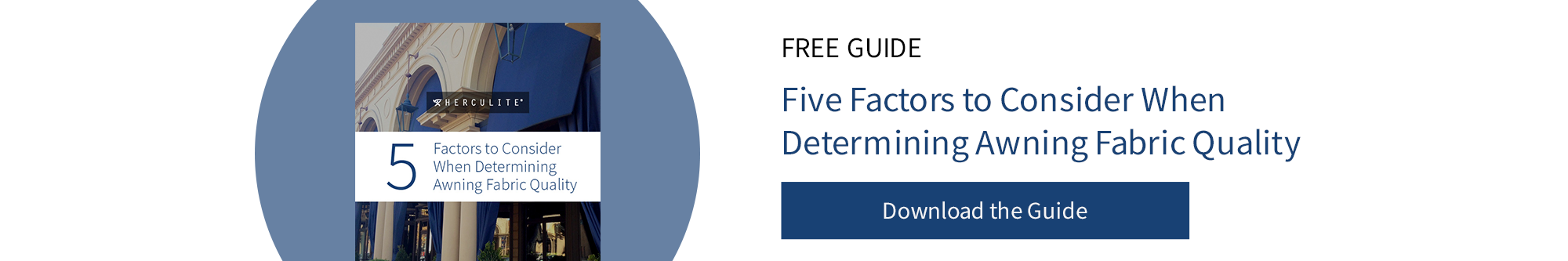5 Factors to Consider Free Guide CTA